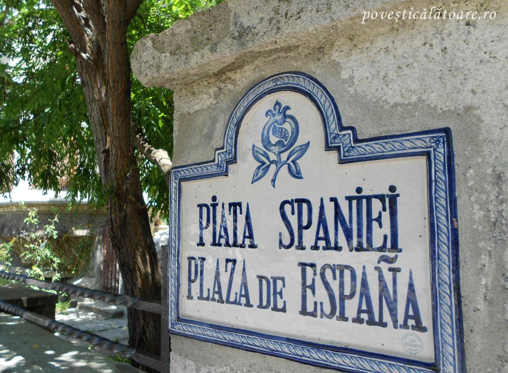 Piaţa Spaniei